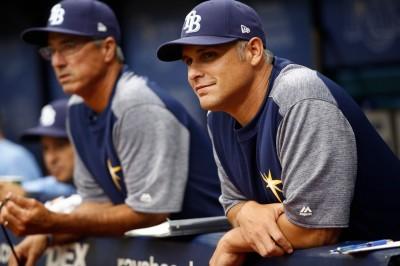 MLB》胡智為攻擊好球帶 光芒總教練讚賞