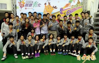 全中運》大同高中超威! 羽球團體賽強收3面金牌