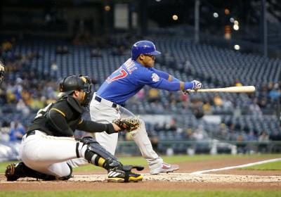 MLB》小熊全隊敲17安 狂拿14分大勝海盜