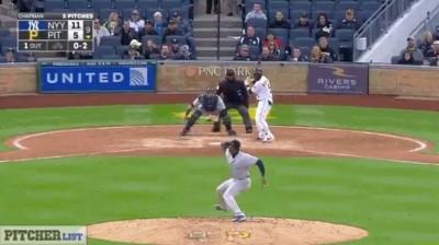 MLB》查普曼大膽改變 新武器更宰制打者(影音)