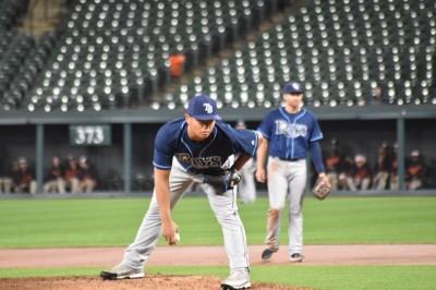 MLB》胡智為大聯盟初登板 父母讚:投得很好