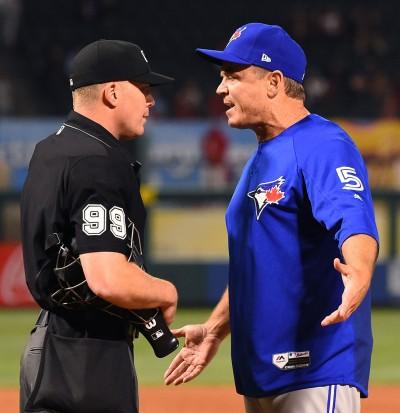 MLB》總教練連續兩天被趕出場 藍鳥持續低迷