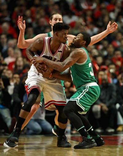 NBA》與巴特勒戰火延燒 史馬特:找到我並不難