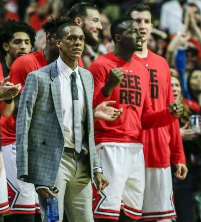 NBA》不想再缺席 朗度想在季後賽第五戰出賽