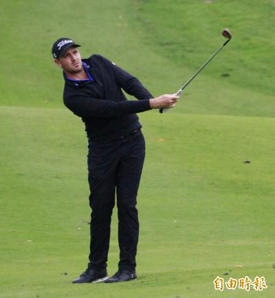 高爾夫》仰德傳承賽第1回合 上午組澳洲希金巴頓領先