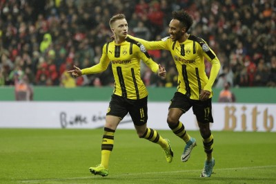 德國盃》下半場2球逆轉 多特蒙德力退拜仁晉決賽 (影音)