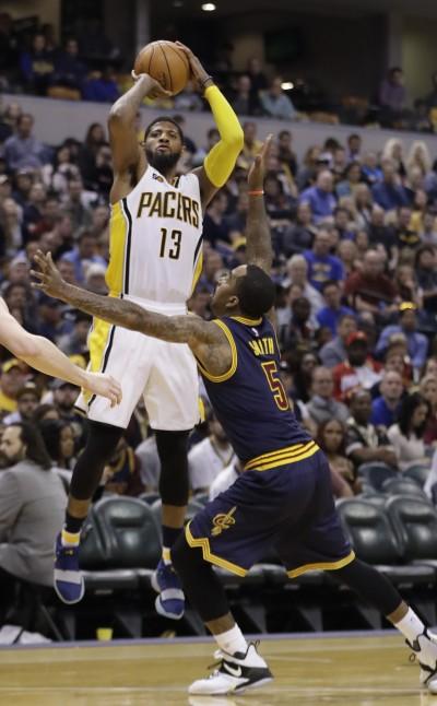 NBA》溜馬一哥人人搶 麥考倫也想和喬治打球