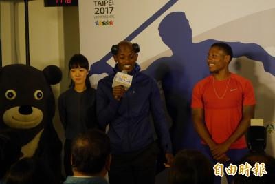 田徑》里約奧運金牌來台 亞巡賽台北站明燃戰火