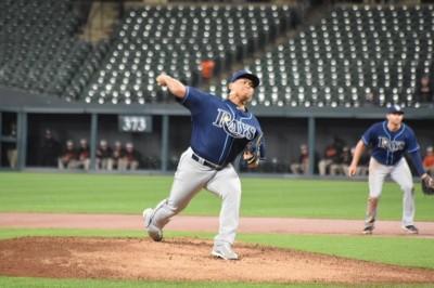 MLB》光芒單場4轟逆轉藍鳥 胡智為牛棚熱身未登板