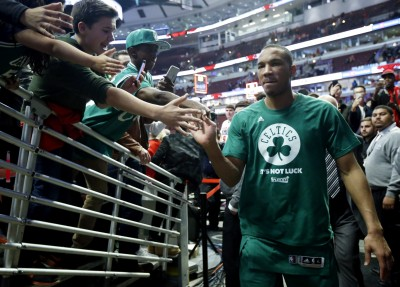 NBA》先發五虎得分皆上雙 綠衫軍力擒公牛晉級