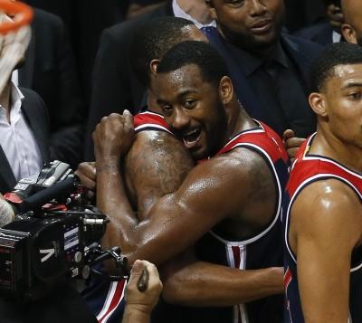 NBA》首節4技術犯規 巫師衝突中射下老鷹晉級