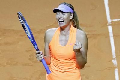 網球》莎娃再晉級 斯圖加特直落二闖4強
