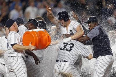MLB》8轟大亂鬥 洋基延長賽再見3分砲炸垮金鶯