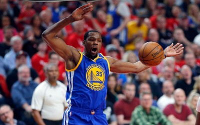 NBA》橫掃對手獲休息時間 杜蘭特:準備好打下一輪