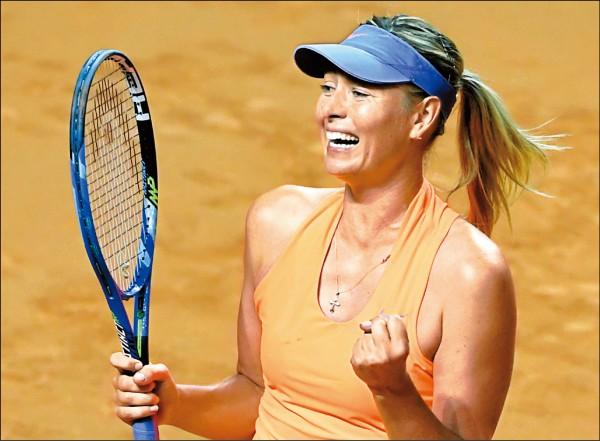 保時捷女網賽》賽果說明一切 莎娃快意晉4