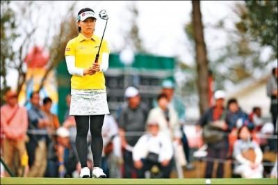 日本LPGA》Cyber Agent女子高球賽 盧曉晴獲第3名