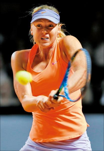 網球》保時捷女網賽 莎娃四強止步 法網等外卡
