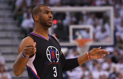 NBA》從未摸過西決地板 船長保羅締難堪紀錄