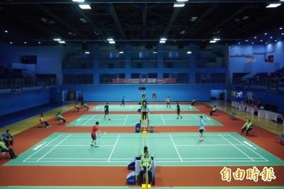 全大運》2700位羽球選手齊聚台北體育館 享受世大運規模