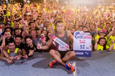 路跑》月練跑5百公里 李智群「為不能跑的人而跑」奪冠