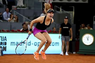 網球》馬德里「美麗戰爭」 布莎兒淘汰莎娃