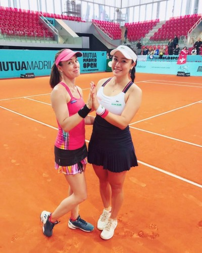 馬德里網賽》拚冠軍及千萬獎金 詹詠然今晚女雙決賽出擊