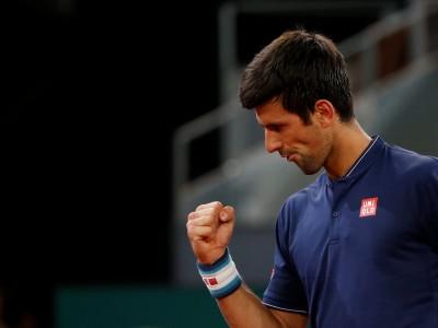 網球》費爸紅土賽季缺席 喬帥:他一直在高水平