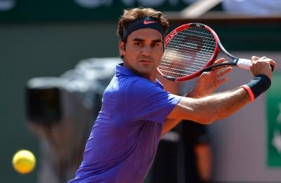 網球》備戰草地與硬地賽事 費德爾連兩年退出法網