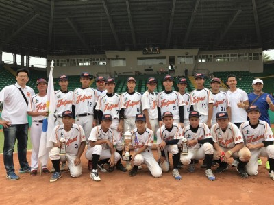 馬自達青少棒》台北市奪冠 搶下美國小馬聯盟參賽門票