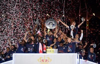 法甲》姆巴佩致勝進球 摩納哥赢得本季冠軍(影音)