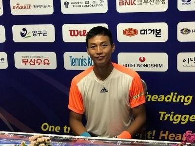 網球》釜山站八強戰傷退 盧彥勳下一站法網