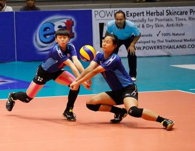 排球》直落三拍下伊朗 台灣女排晉級亞洲U23四強賽