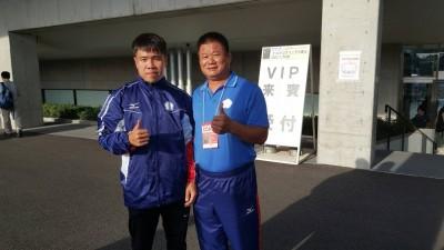 田徑》黃士峰重返日本福地 世界挑戰賽射銀