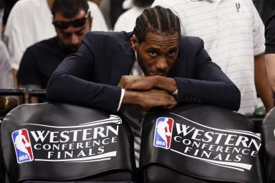 NBA》比被聽牌更慘 馬刺可愛恐將再缺席第4戰