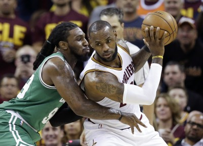 NBA》老巴開釋:詹皇再一冠地位追上Kobe