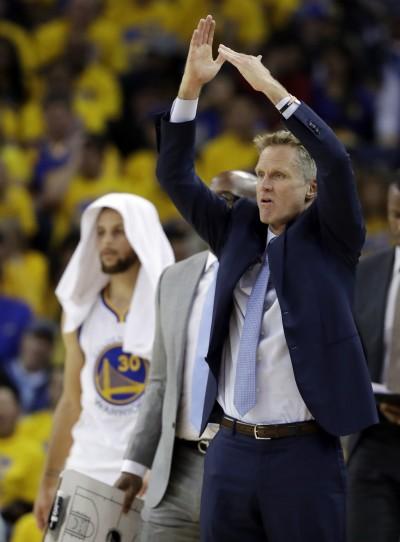 NBA》勇士連3年爭冠 這次柯爾恐缺席