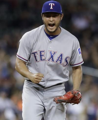MLB》遊騎兵肖想大谷翔平 美媒:先跟達比修續約