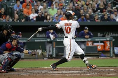 MLB》金鶯主場第125轟 瓊斯破隊史紀錄