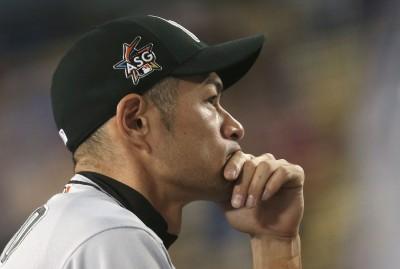 MLB》一朗1項神人數據失靈 日媒憂馬林魚恐決斷