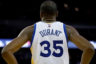 NBA》談轉隊至勇士 杜蘭特:百分之百對的決定