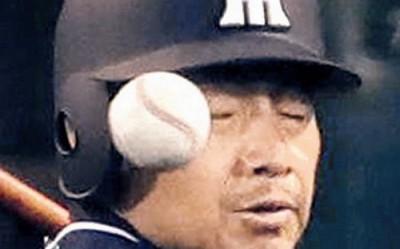 日職》阪神球星被砸臉血流不止 歷史第2的紀錄恐中斷(影音)