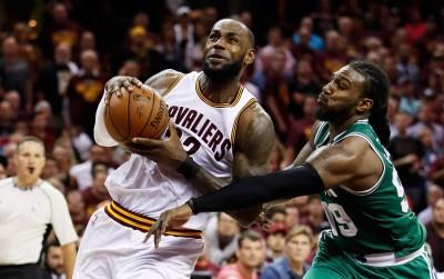 NBA》少了湯瑪斯不影響 騎士主帥:塞爾提克比勇士還難守