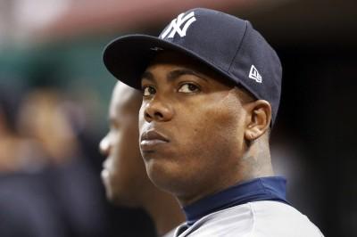 MLB》洋基牛棚好消息 查普曼可望週日恢復練投