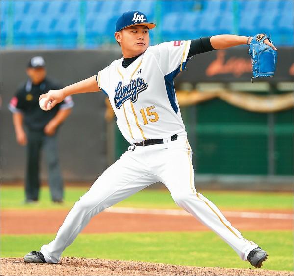 選秀經驗談》林樺慶︰如果可重來 讀完大學再打職棒