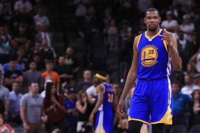 NBA》聯盟實力失衡 杜蘭特:別隊戰績不佳不能怪我