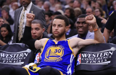 NBA》聯盟實力失衡怪罪「勇騎」柯瑞:不太尊重人