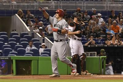 MLB》獨居美聯打擊雙冠王 楚奧特敲本季個人最猛轟(影音)