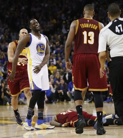 NBA》柯爾大讚格林穩重 被看好奪冠超驚訝
