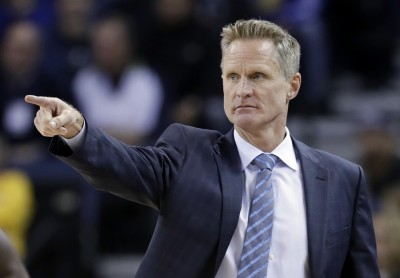 NBA》勇士爭冠有變數 總教練恐將全部缺席