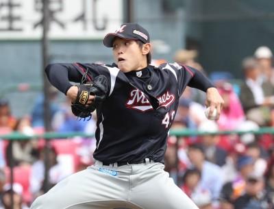 日職》生涯初戰阪神 陳冠宇拚本季第2勝